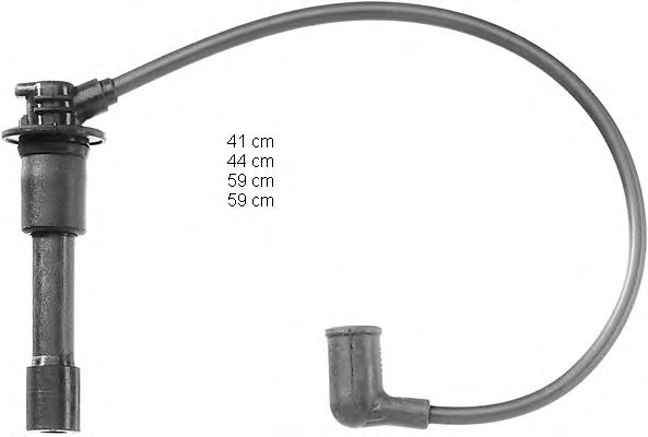 Ignition Cable Kit 0300890869