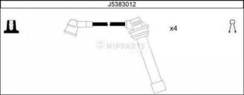 Ignition Cable Kit J5383012