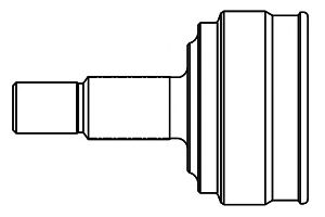 Joint Kit, drive shaft 827027